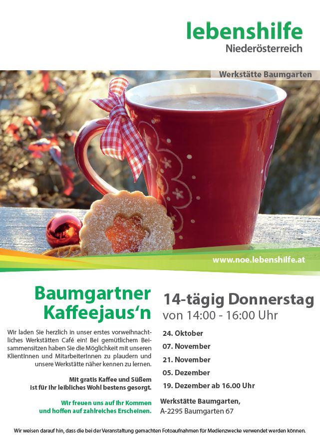 Adventmarkt - Lebenshilfe Baumgarten